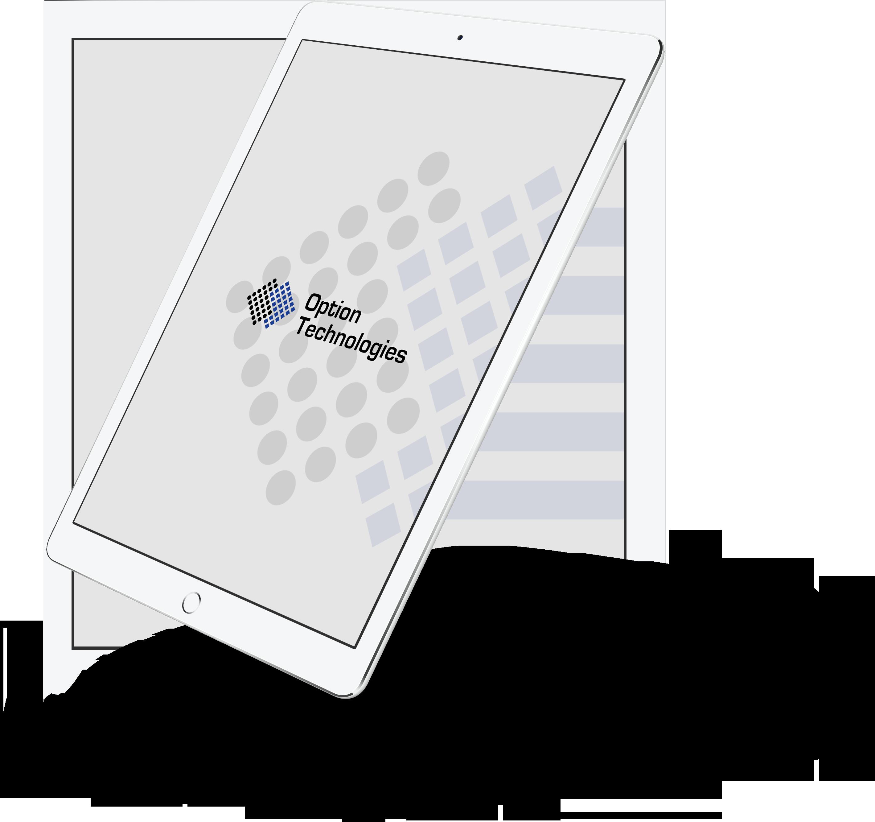 iPad rental audience response