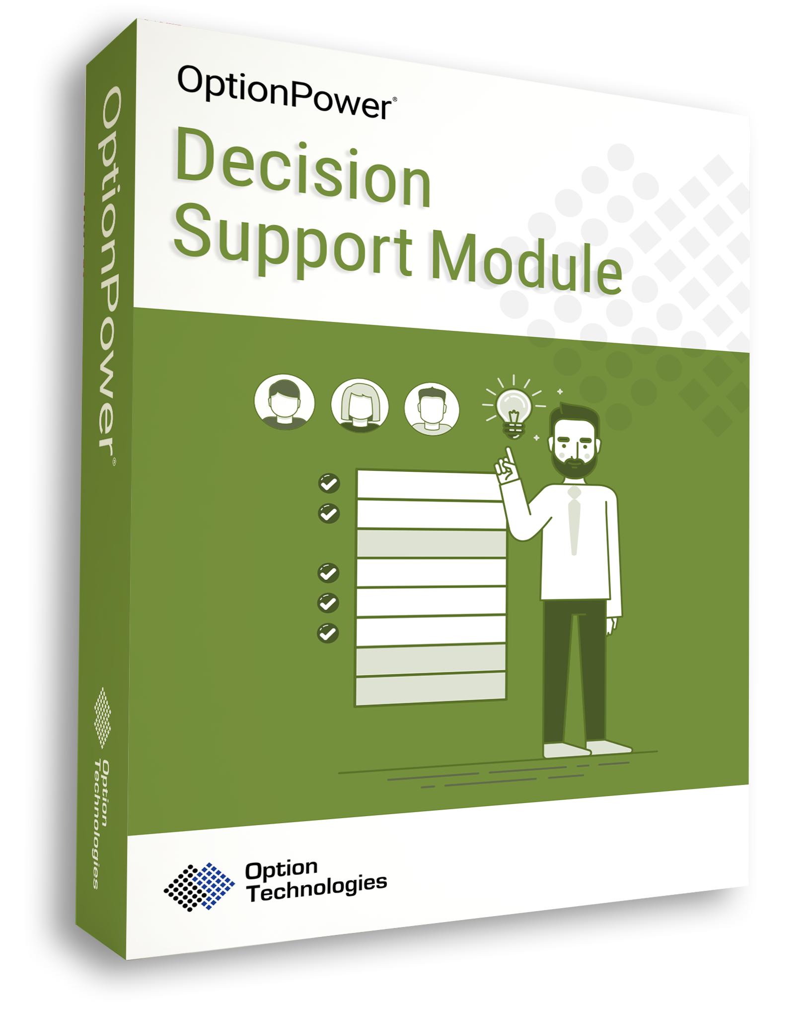 OptionPower-BoxArt-Decision-Support